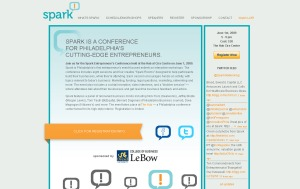 Sparkhomepage
